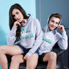 Teri Khair Mangdi, Matching Hoodie For Men And Crop Hoodie For Women