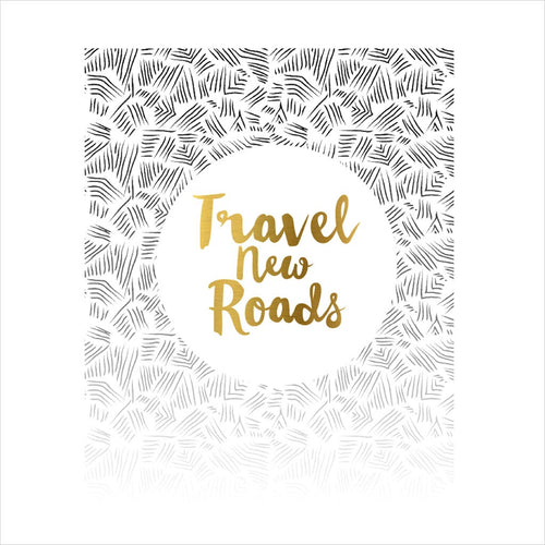 Travel New Roads Tee