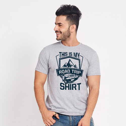This is my road trip Tees For Men