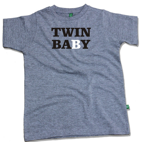 Twin Baby Combo Tee For Twins