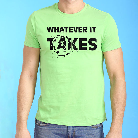 Whatever It Takes, Marvel Tees For Men
