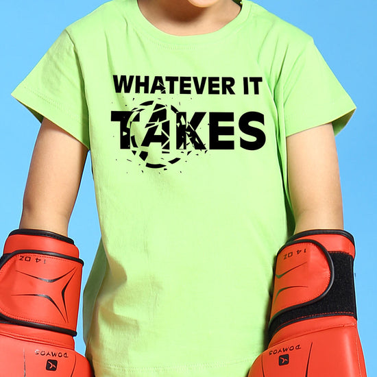 Whatever It Takes, Marvel Tees For Boys