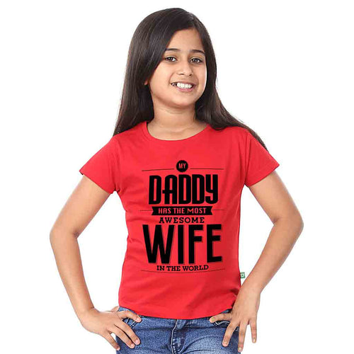 Most awesome Mom/Most Awesome Dad Tees