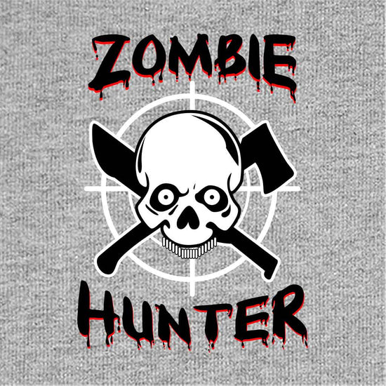 Zombie Hunter Halloween Family Tees