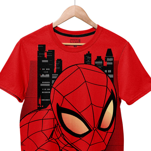Pack Of 3 -Spidey Fun Boys Combo Pack Tshirts