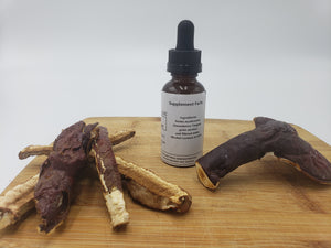 Reishi Dual Extract Tincture