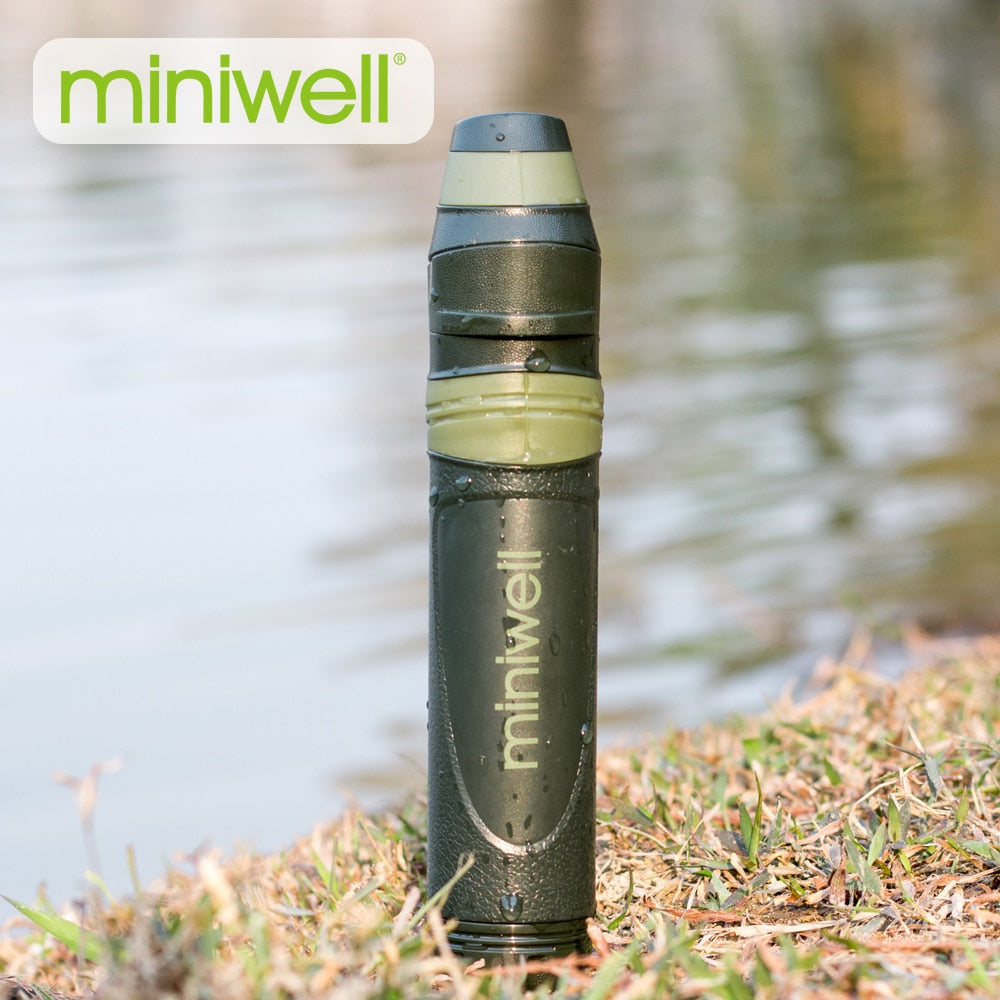 Portable Straw Water Filter