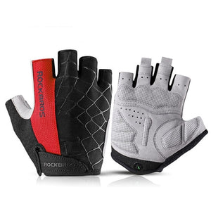 Great Half Finger Cycling Gloves