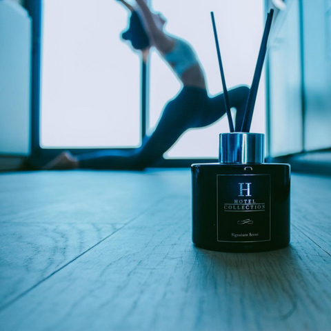 Hotel Collection Reed Diffuser yoga sesion