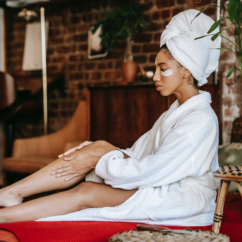 Put on a Plush Robe for Your Spa Day this Summer