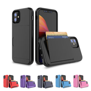 iPhone Card Holder TPU Case