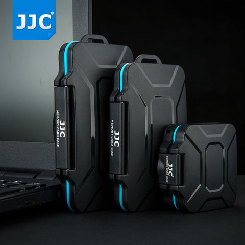 Image of JJC Water-Resistant Camera Memory Card Storage