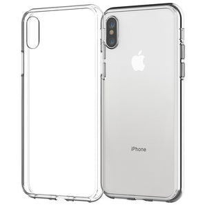 Ultra Thin Clear iPhone Case