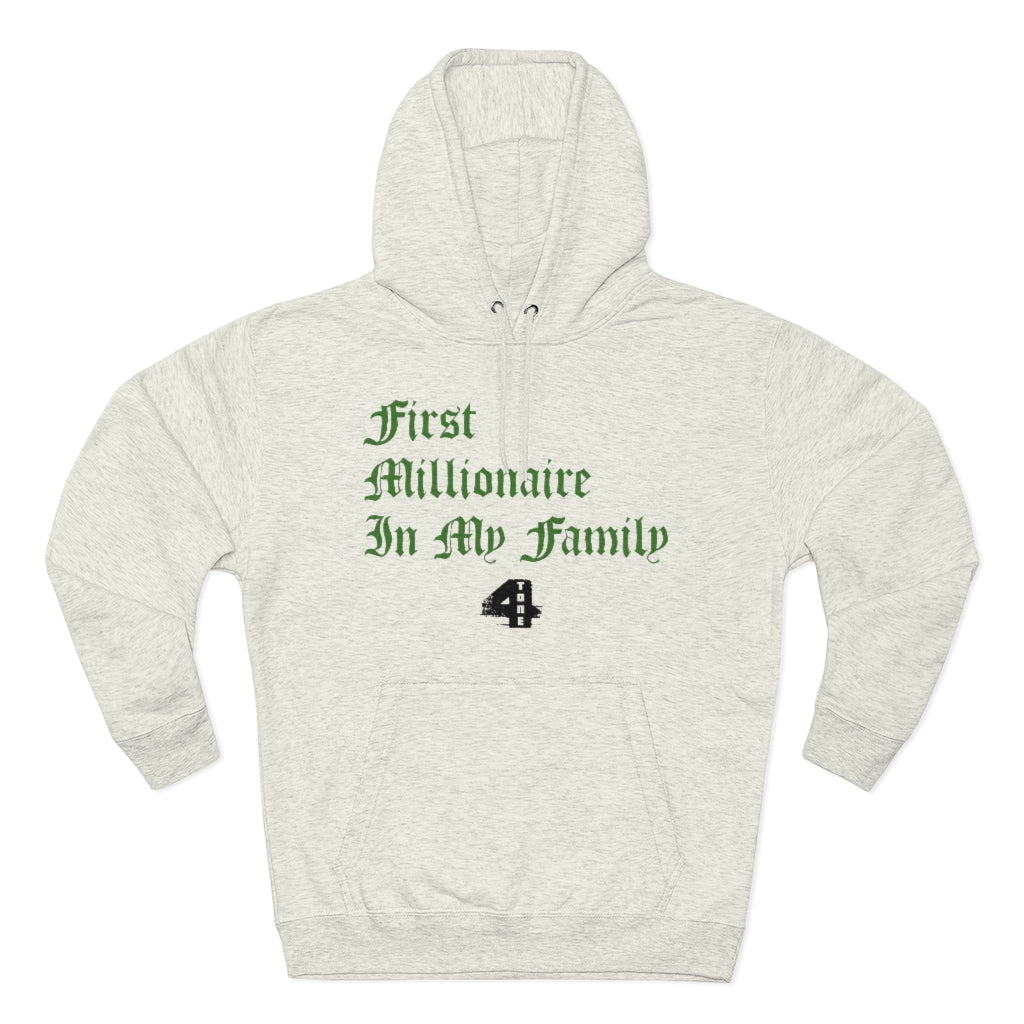 4Tone First Millionaire Hoodie