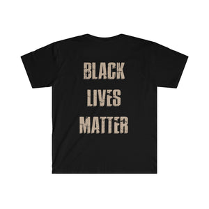 'Enough' Black Lives Matter Tee