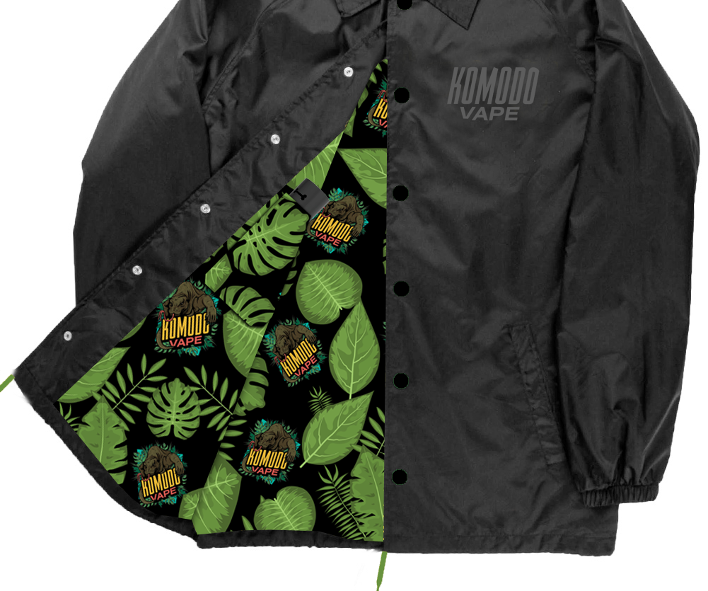 Komodo Coach Jacket