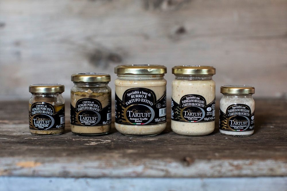 TRUFFLE SAUCES & CREAMS