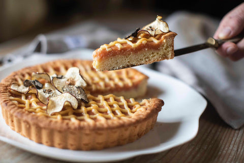 shortcrust pastry with truffles pie recipe