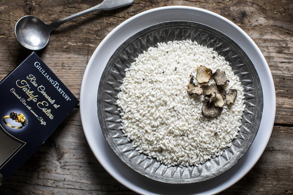carnaroli rice with truffle