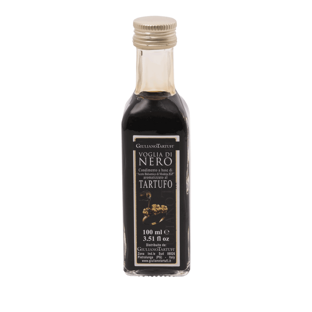 VOGLIA DI NERO - Balsamic vinegar with Truffle