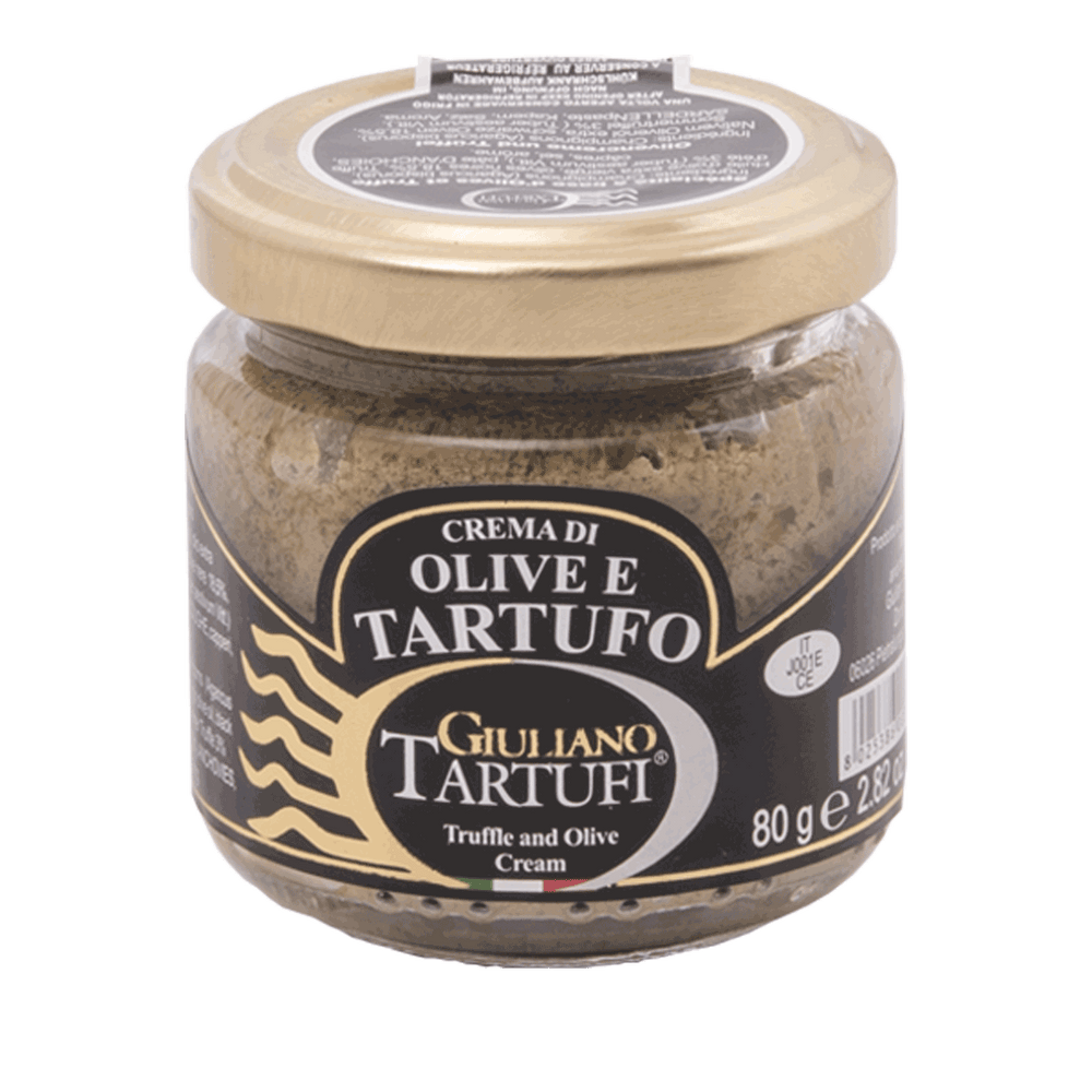 TRUFFLE AND OLIVE CREAM