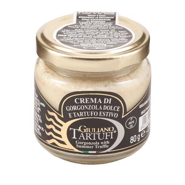 gorgonzola truffle cream