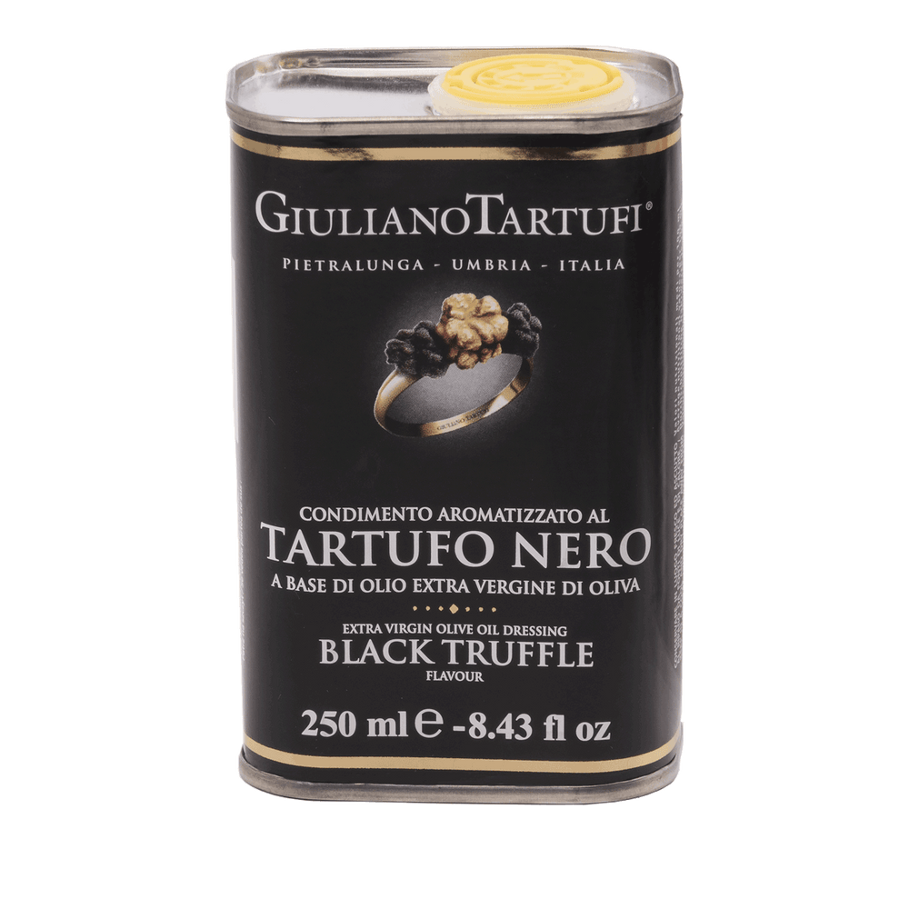 Load image into Gallery viewer, BLACK TRUFFLE EXTRA VIRGIN OLIVE OIL - TIN