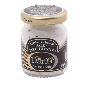 SALT WITH TRUFFLES