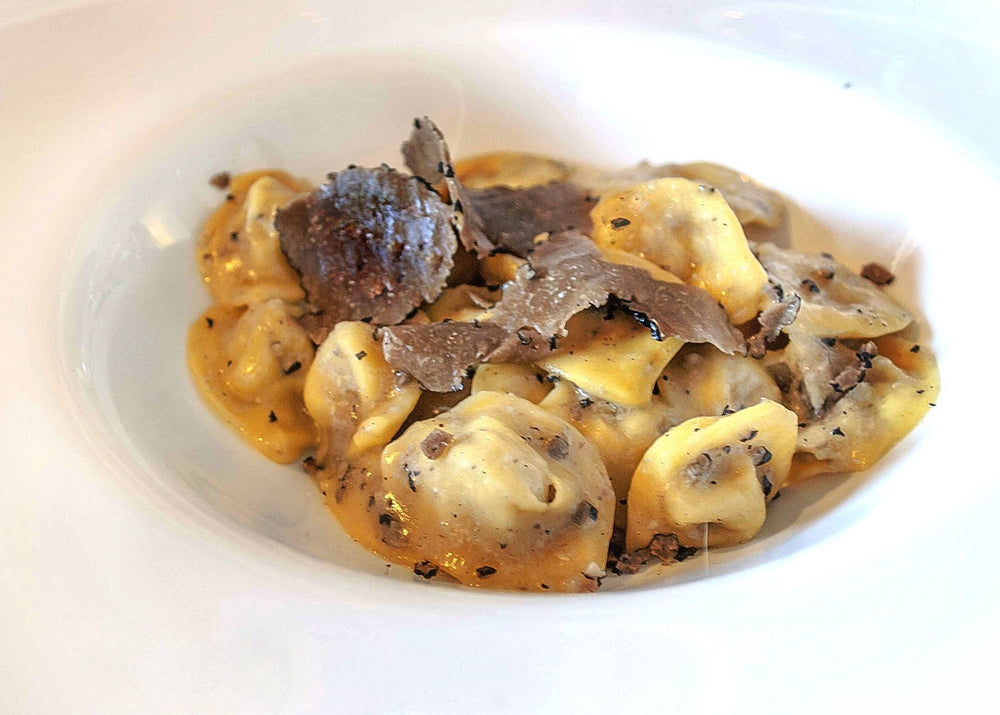 Load image into Gallery viewer, tortelli al tartufo nero