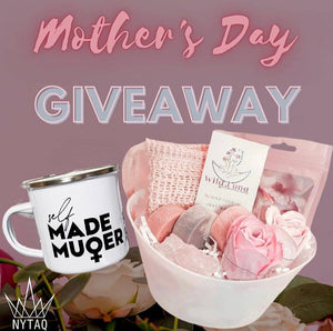 Announcing our Mother's Day Giveaway!!