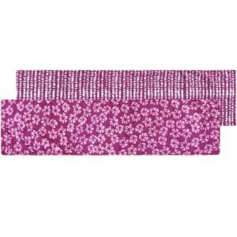 Table Runner - Long Camelia Wine