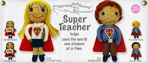 Super Teacher String Doll