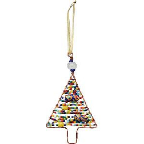 Beaded Tree-Rainbow