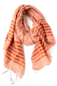 Binh Scarf - Muted Coral