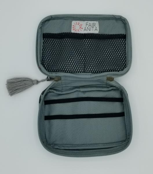 Utility Pouch - Looking Glass - Inside