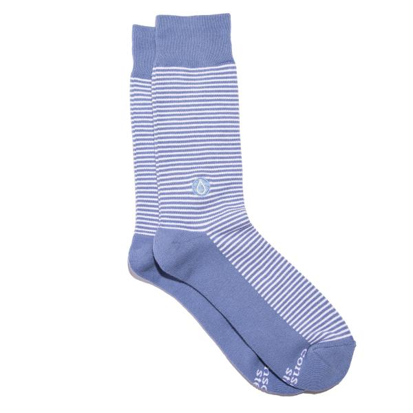 Socks That Give Water stripes