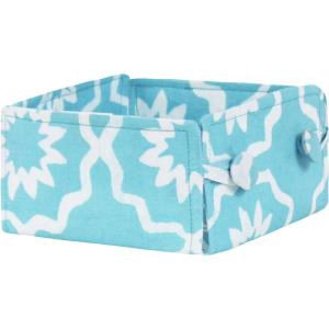 Button Basket Chroma Sky Blue-Small