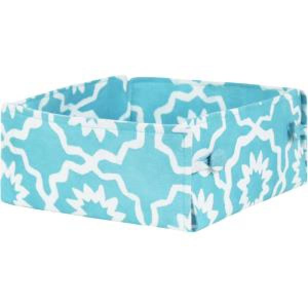 Button Basket Chroma Sky Blue-Large
