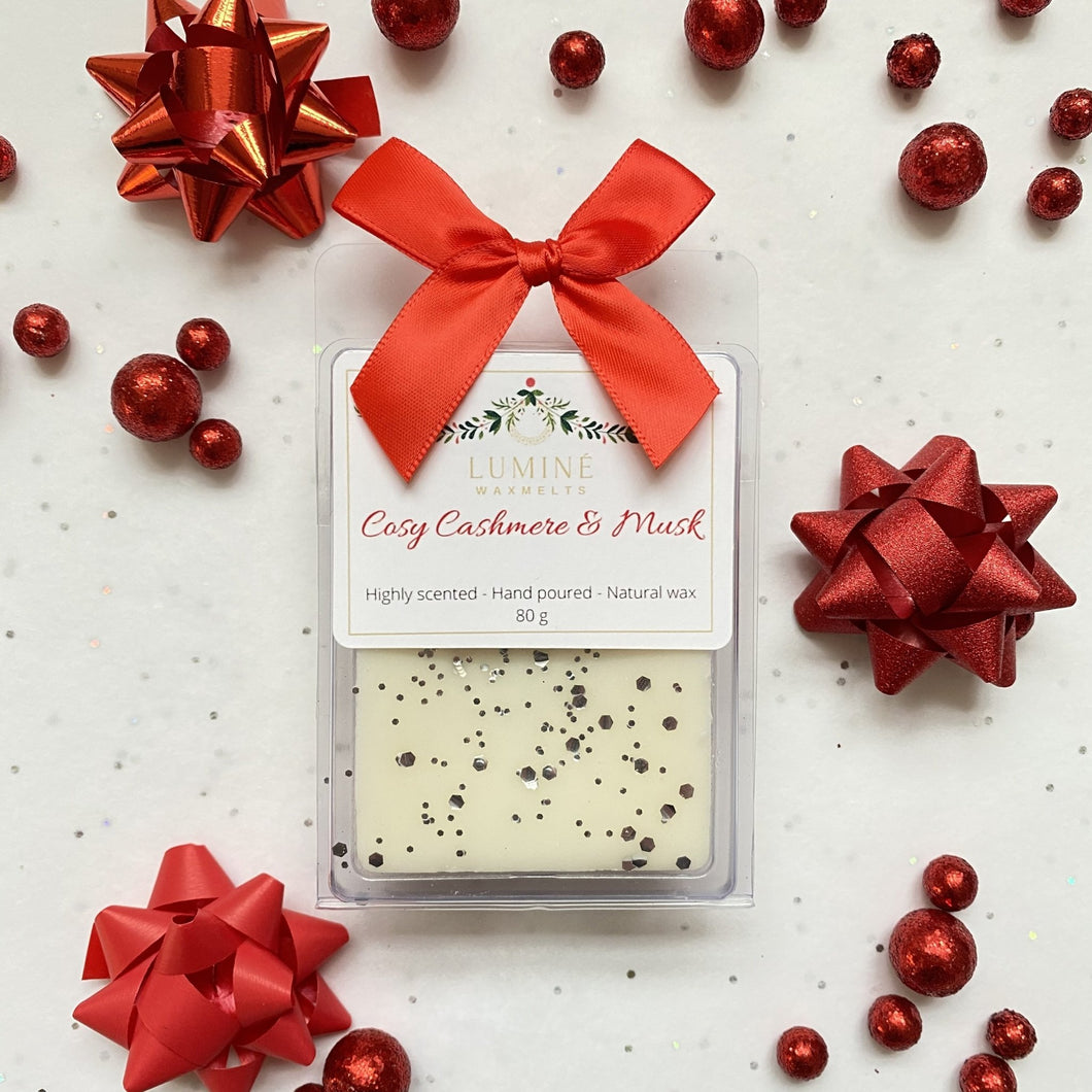 Cosy Cashmere & Musk - waxmelts