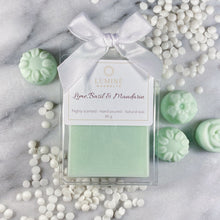 Afbeelding in Gallery-weergave laden, Lime, Basil & Mandarin - waxmelts