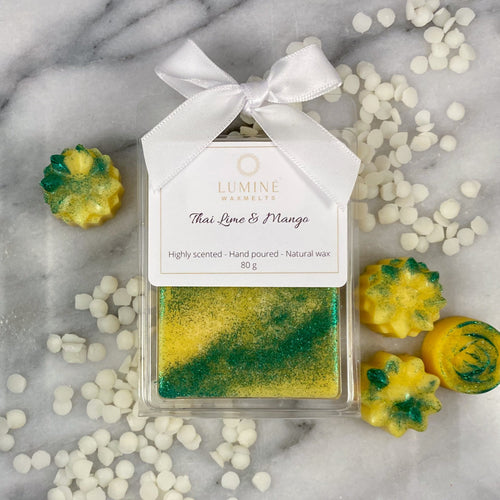 Thai Lime & Mango - waxmelts