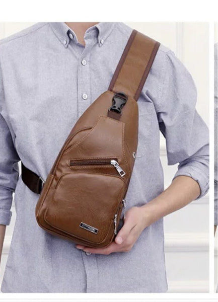 Chest sling bags