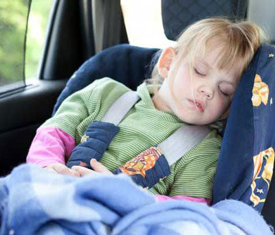 Kids' Car Sickness: Causes, Symptoms and Prevention
