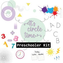 Load image into Gallery viewer, Circle Time | Preschooler Kit