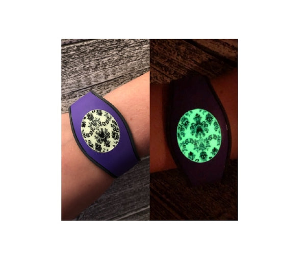 Magic Band - Haunted Mansion Glow In The Dark
