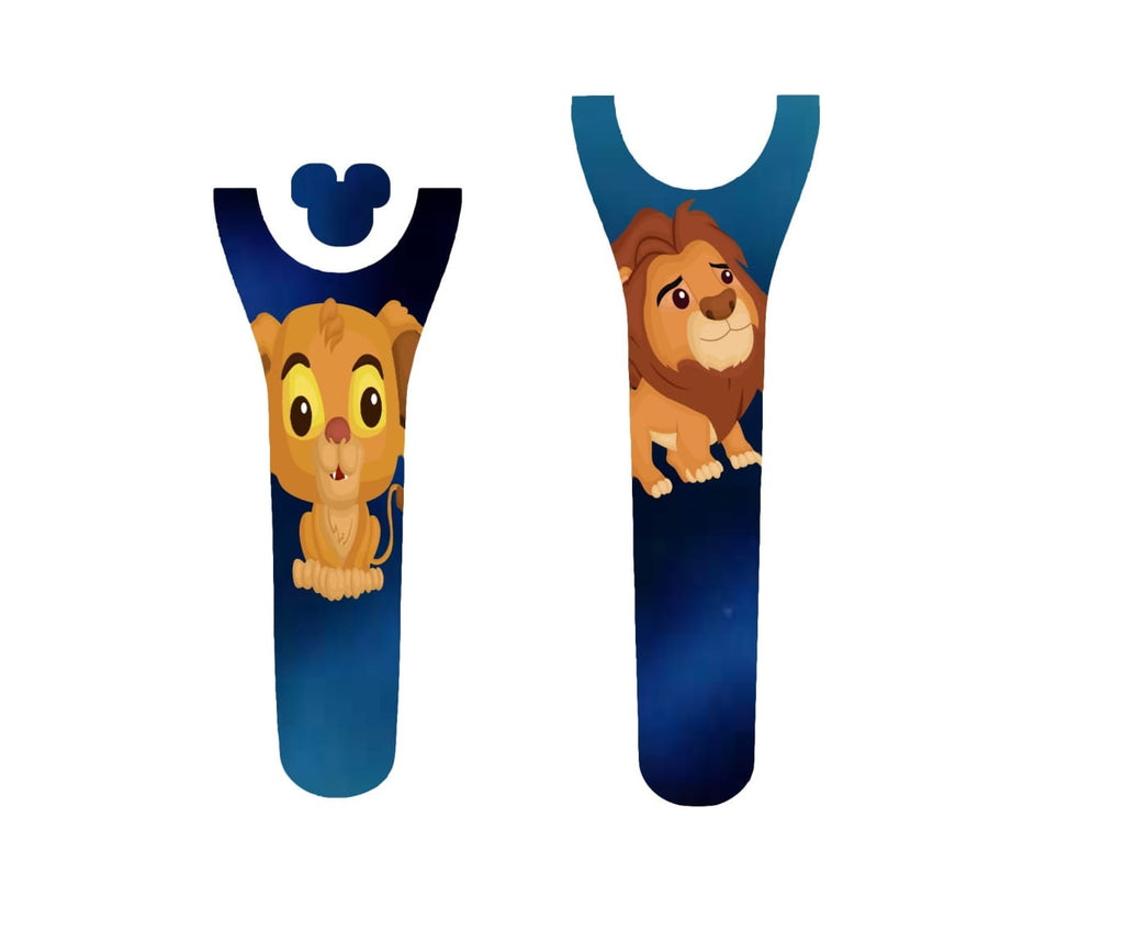 Lion and Son Decal for Magic Band