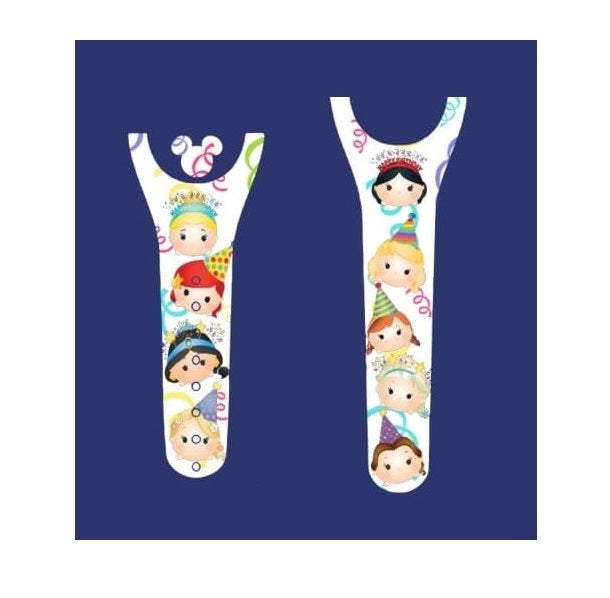 Princess Friends Birthday Decal Magic Band
