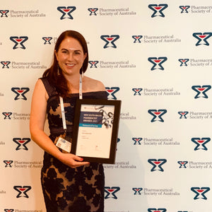 Our Founder is NSW Pharmacist of the Year!