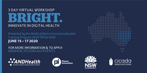 BREAKING: PharmOnline accepted into the NSW 3-Day BRIGHT Workshop