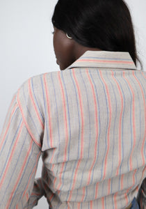Stripy 70's shirt